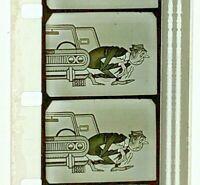 Advertising 16mm Film Reel - West Coast Airlines #3 10 Sec  (WC05)
