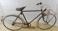 Vélo porteur ancien/rétropédalage torpedo/soubitez/frein CLB/années 50-60