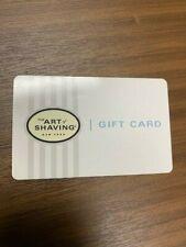 Art of Shaving Gift Card ($35.00)