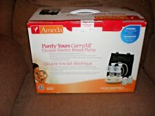 Ameda Purely Yours Double Electric Breast Pump.   Ready to go.  Free Shipping.
