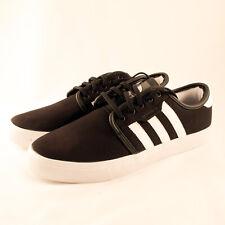 Adidas Seeley - Black/White Mens Low Top Sneaker Size 9.5 - NIB
