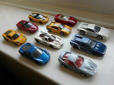 Hot Wheels Ferrari job lot x10 toy cars F430 F355 Challenge 550 Maranello etc
