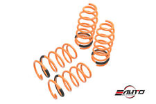 MEGAN Lower Lowering Coil Springs Spring for Mazda 3 Mazda3 14-16 F:32mm R:43mm