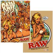 New Rockin' Jelly Bean EROSTIKA RAW x Rockin' Jelly Bean Double Sided Poster