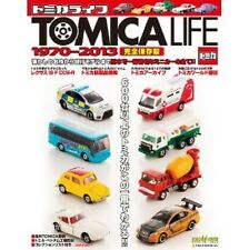 Tomica Life 1970-2013 600 cars perfect catalog photo collection book