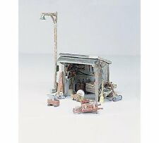 Woodland Scenics / Scenic Details Ho Scale - #216 Tool Shed - D216