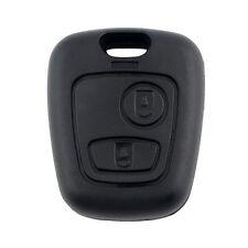 2Button Remote Key Fob Case Shell For Citroen C1 C2 C3 C4 C5 C8 XSARA Picasso cj