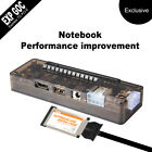 EXP GDC Laptop External PCI-E Graphics Card for Beast Expresscard w/ Cable AC773