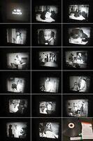 16mm Film von 1971-Englisch Lehrfilm in Spielfilmart-At the Doctor´s