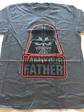 /'I AM YOUR FATHER/' S-XXL. Cliff Richard Funny Mens Star Wars T-shirt