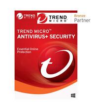 Trend Micro Antivirus 2020 1-PC / 1-Year - CD