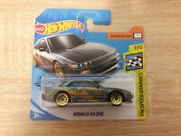 2020 Hot Wheels Hotwheels Nissan Silvia S13 - 1:64 1/64 HW Speed Graphics 7/10