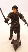 Frodo con armadura Señor de los anillos