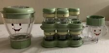 Baby Bullet Replace Parts Storage Cups Dial Date Tray Mixing Cup Blade&more!