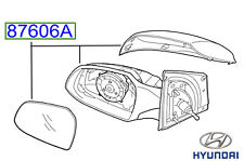 Genuine Hyundai i10 2017 Outside Wing Mirror RH - 87620B9140