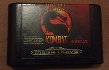 Mortal Kombat Sega Mega Drive Cartridge Only