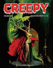 Creepy Archives Volume 9 Hardcover Book - Dark Horse Archives - Sealed