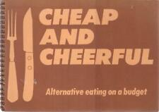 Cheap And Cheerful Alternative eating on a budget - Joanna Lawton - Acceptabl...
