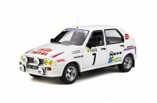 CITROEN Visa 1000 Pistes Rallye Monte Carlo 1985 #7 Andruet OTTO RAR 1:18
