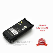 1500mAh Ni-Cd NTN9815 NTN9858 Battery for MOTOROLA XTS1500 XTS2500 Radio