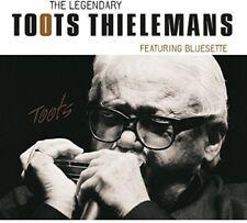 Toots Thielemans - Legendary Toots Thielemans [New CD] Holland - Import