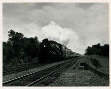 6FF587 RP 1962 CB&Q BURLINGTON ROUTE RAILROAD ENGINE #5632