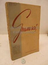Terza Edizione, Gramsci, Ed. Rinascita 1948, Biografie, Russia, Socialismo