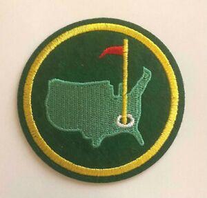 Augusta Golf Master Green Jacket Patch