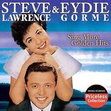 STEVE LAWRENCE & EYDIE GORME - Sing More Golden Hits - New Sealed CD