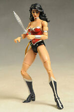 Dc Comics Unlimited Collectibles Injustice WONDER WOMAN Action Figure Mattel New