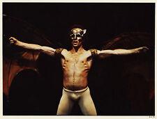 PHOTO ORIGINALE JORGE DONN dans NOTRE FAUST de BEJART - 1975