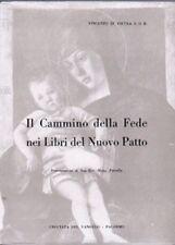 IL CAMMINO DELLA FEDE NEI LIBRI DEL NUOVO PATTO V.DI PIETRA MONS.PETRALIA JA503