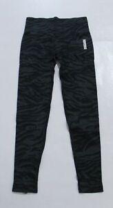 Gymshark Women's Adapt Animal Seamless Leggings CL5 Black Small NWT