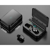 Wireless 5.0 Headset Wireless Earphones Mini Stereo Headphones Earbuds