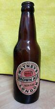 Watney's Brown Ale Bottle + cap