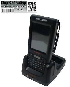 Honeywell Dolphin 7800 Mobile Computer w/ Single Slot Charging Dock