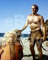 Planet of the Apes (1968) Maurice Evans, Charlton Heston 10x8 Photo