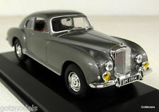 ROAD Signature scala 1/43 43212 1954 BENTLEY R-TYPE CONTINENTAL Grigio pressofusione modello auto