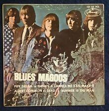 "BLUES MAGOOS ""Pipe Dream"" EP Spanish"