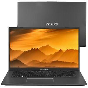 """Asus Vivobook R424FA-EK813T 14"""" Laptop Pentium Gold 5405U 4GB RAM 128GB SSD Grey"""