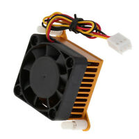 40mm Heatsink With Fan Northbridge Southbridge Heatsink for PC Motherboard
