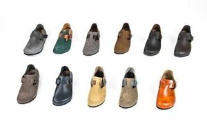 Birkenstock London Size 35 Various Variations Mules Slippers Low Shoe Clogs