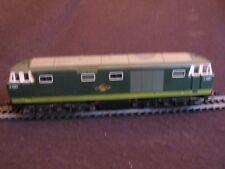 TRIANG-HORNBY R.758-LN-02 CLASS 35 'HYMEK' DIESEL HYDRAULIC D7063 BR GREEN EX