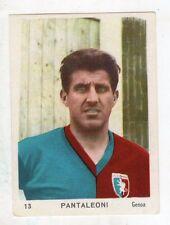 [KHY] FIGURINA OMNIA SPORT ANNO 1964/65 CALCIO NUMERO 13 PANTALEONI GENOA