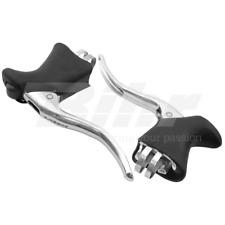 313 Set leve freno bici da strada in alluminio tipo SHIMANO 105 rilascio rapido