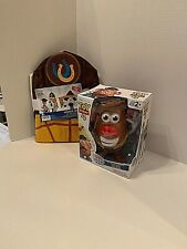 2 Toy Story 4 Items: Mr. Potato Head & Woody Hooded Towel - New