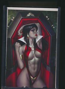 Vampirella #13 Josh Burns Virgin Variant