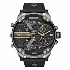Original Diesel Herren Uhr DZ7348 XL Mr Daddy 2.0 Multitimer Neu & Ovp