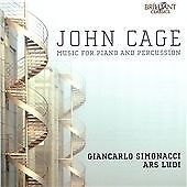John Cage - : Music for Piano and Percussion (2014)