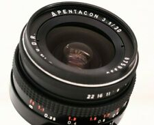 mint PENTACON 30mm f3,5 - classic german EXA mount lens